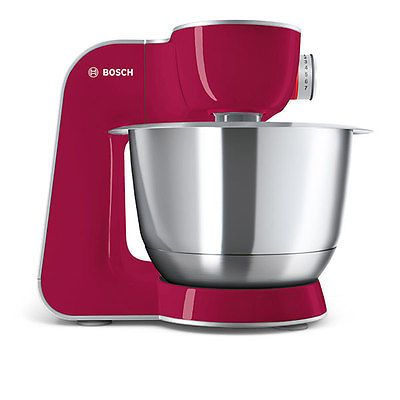 Bosch MUM58420 Küchenmaschine red diamond 1,25 Liter Standmixer - bosch mum k chenmaschine