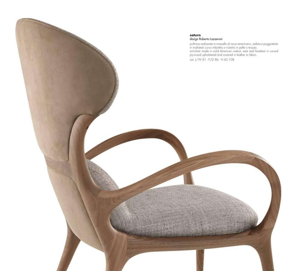 For Sale On 1stdibs The Saturn Armchair And Ottoman Are Made In