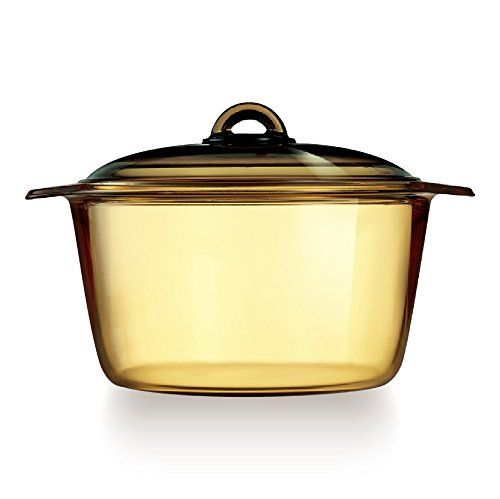 Luminarc France Amberline Blooming Heatresistant Glass Casserole Cooking Pot 3l More Info Could Be Found Luminarc Heat Resistant Glass Cookware And Bakeware