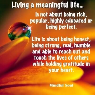Living a Meaningful Life... Is Living the Guruu Life