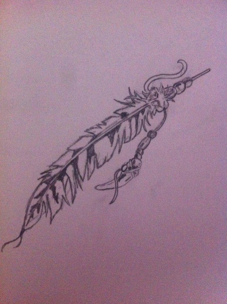 indian feather tattoo indian feather tattoo designs tattoos pinterest indian feather. Black Bedroom Furniture Sets. Home Design Ideas