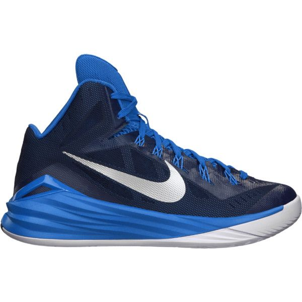finest selection 57ec0 204ee ... new zealand nike hyperdunk 2014 womens basketball shoe 140 liked on  polyvore featuring shoes 1762d 17b2c