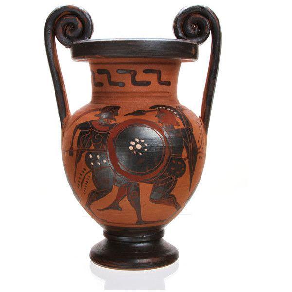 Greek Vase Volute Krater 8 H 140 Liked On Polyvore