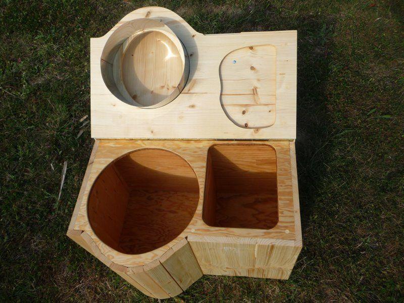 Toilette sèche 3 Salle de bain Pinterest Composting toilet - Toilette Seche Interieur Maison