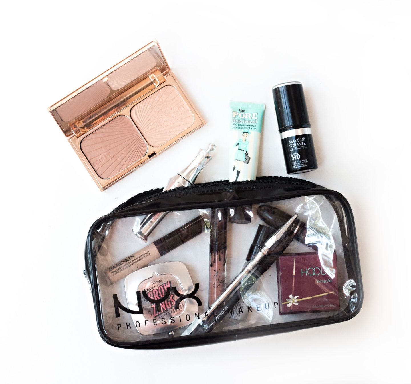 What's In My Travel Makeup Bag Travel makeup essentials
