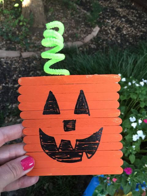 Momfessionals craft projects Halloween Pinterest Easy peasy - kid halloween decorations