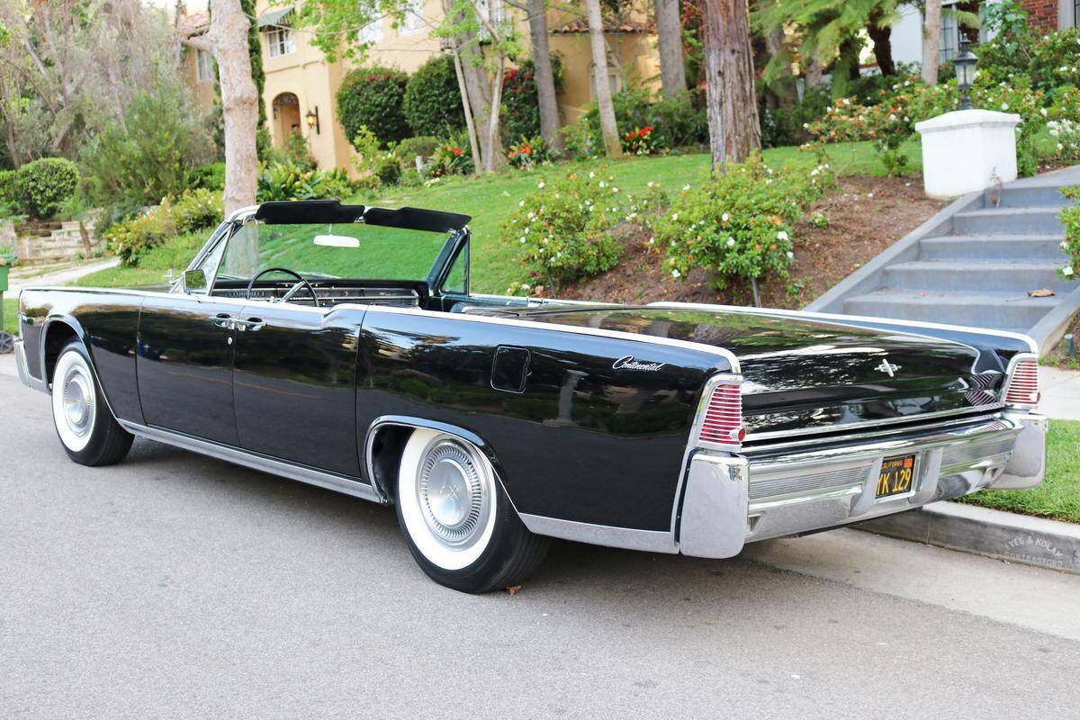 1965 Lincoln Continental Convertible Oldtimer