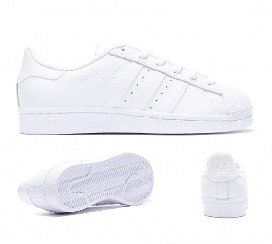 adidas Originals Womens Superstar Foundation Trainer  f4e97752c