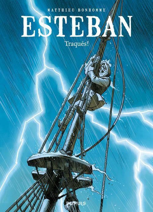 Esteban Tome 2 Livre Numerique Livres Manga Livre Electronique