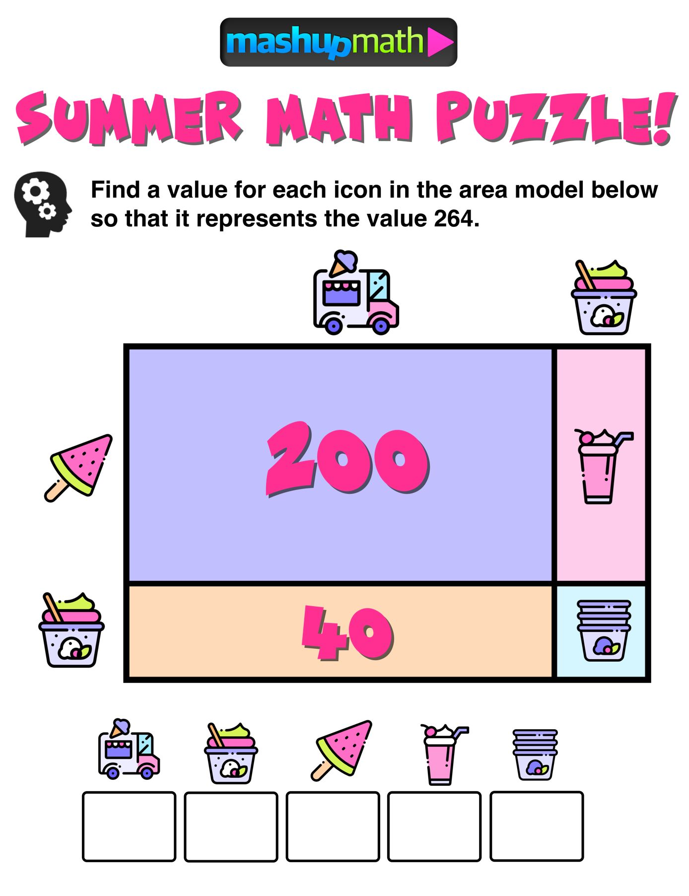 Pin By Elizabeth Medlock On Math Puzzles
