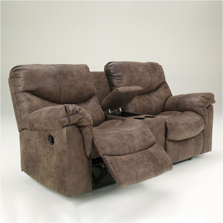 Signature Design By Ashley® Holton Double Reclining Loveseat With Console |  Consoles And Products