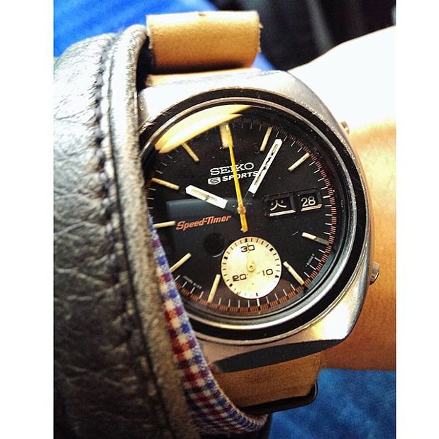 W w instagram round up 39 watches watches for men watches seiko for Celebrity seiko watch