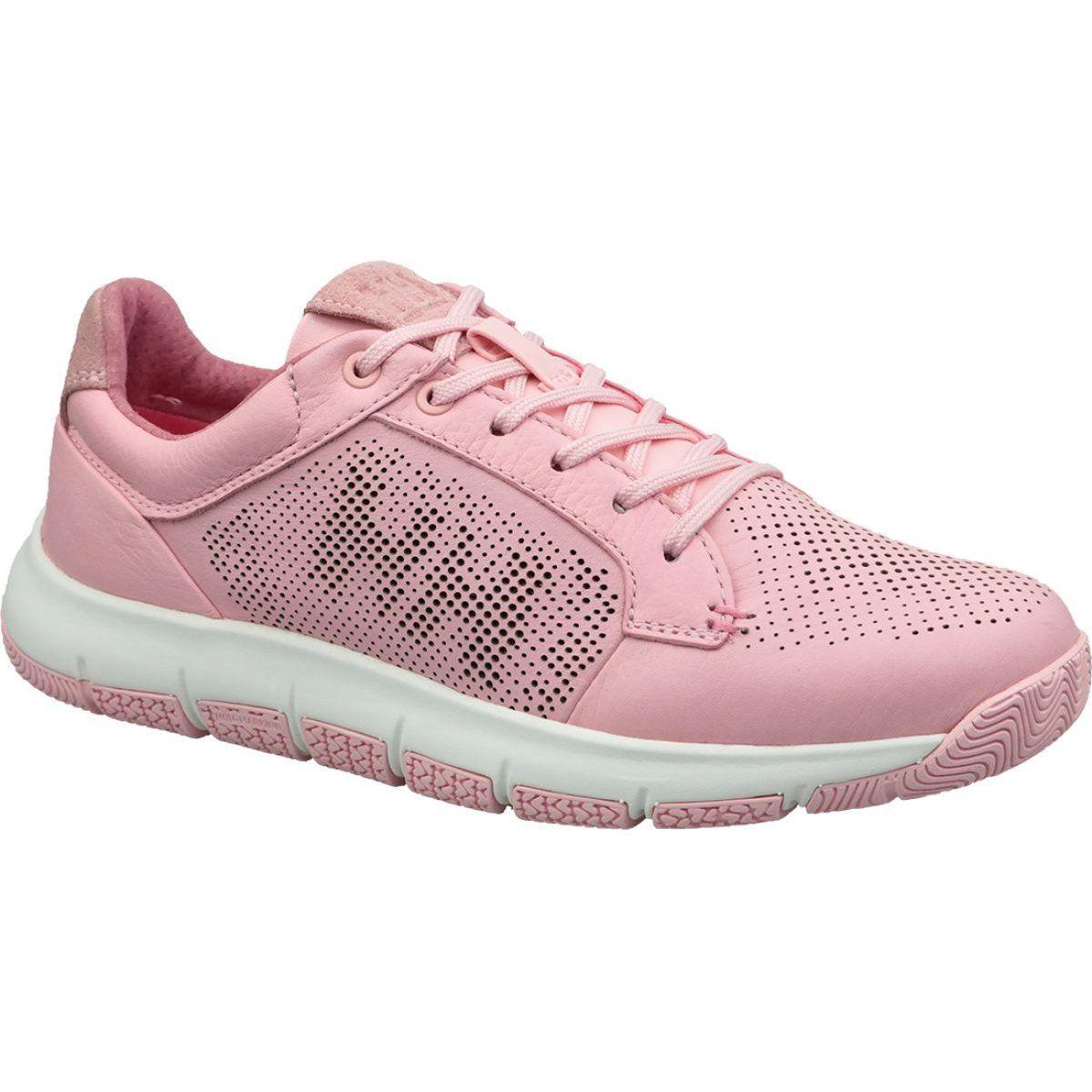 Buty Helly Hansen Skagen Pier Leather Shoe W 11471 181 Rozowe Leather Shoes Leather Shoes