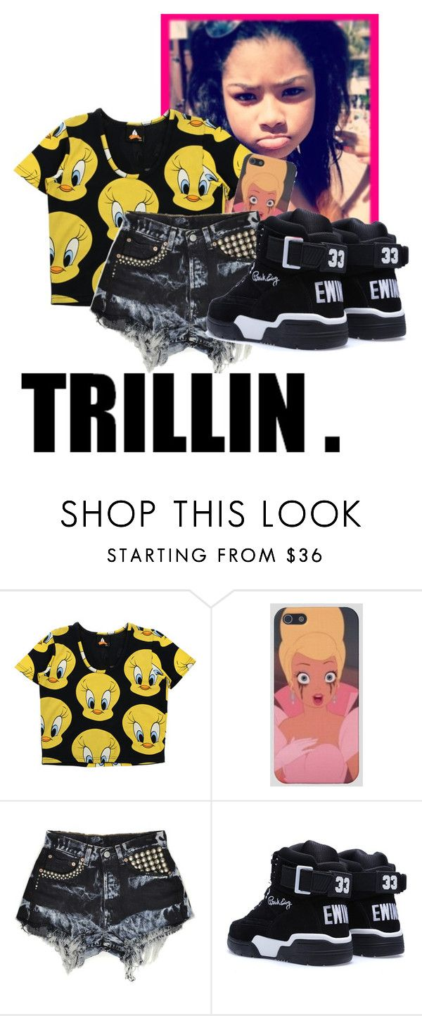 """""""I'm So Bored but how many likes can I get?"""" by taylorlyn123 ❤ liked on Polyvore featuring Lazy Oaf and Streets Ahead"""
