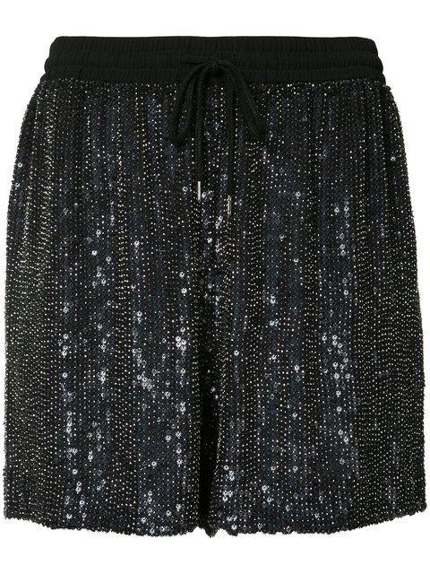 ASHISH Sequin Shorts. #ashish #cloth #shorts