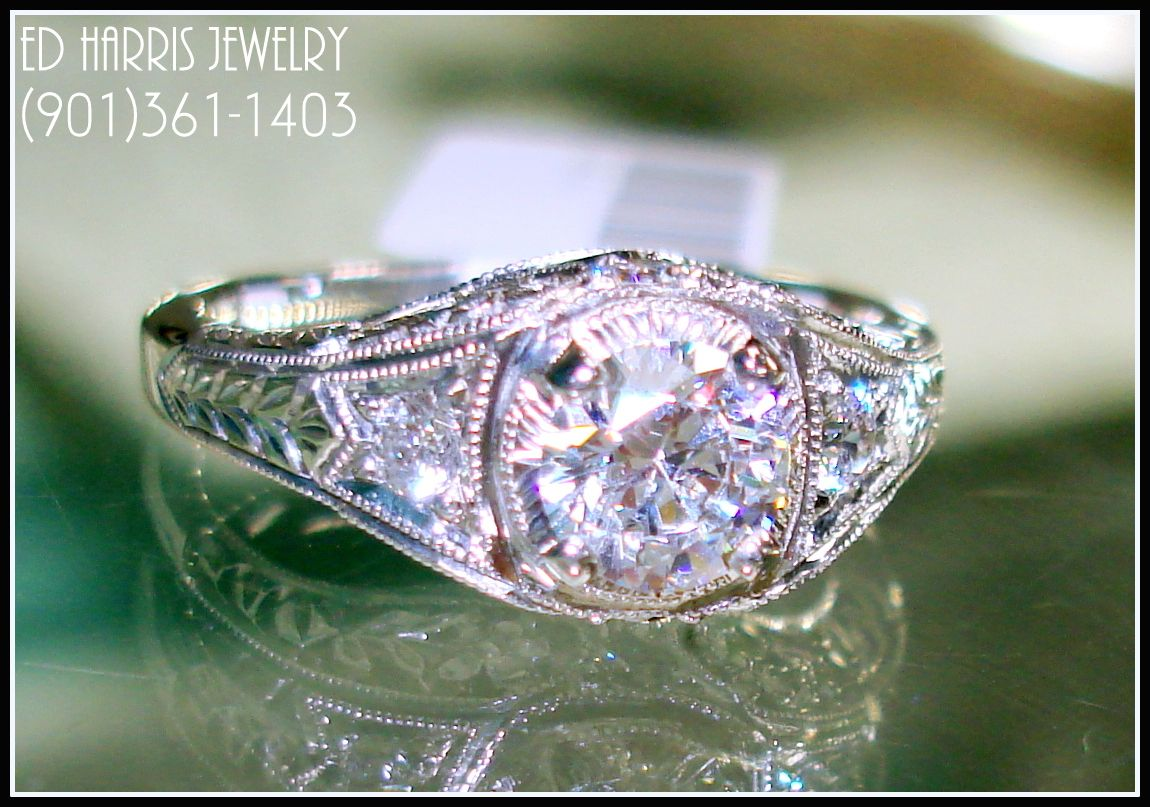 Engagement Rings  C B Enagement Rings  C B Founded In Cincinnati By Joseph And William Whitehouse Whitehouse Brothers Has Been Continuously Manufacturing Vintage