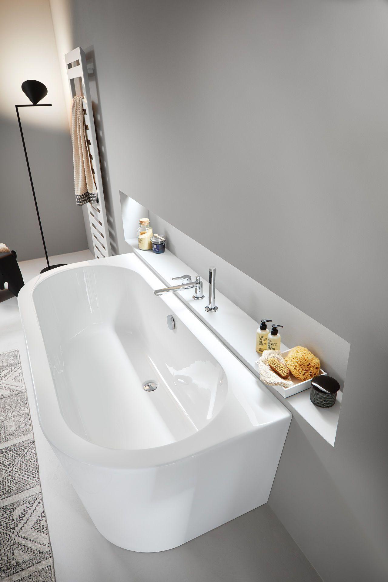 Freistehende Wanne - bauemotion.de | Bathroom | Pinterest ...