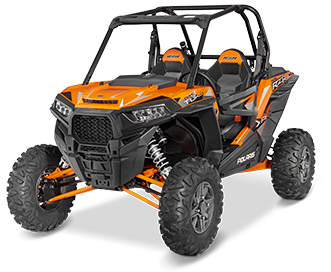 2016 RZR XP Turbo EPS Graphite Crystal Features