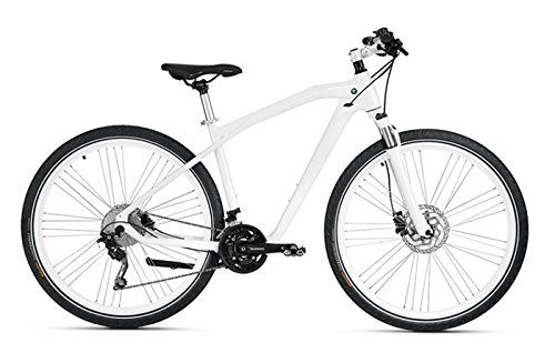 Bmw Lifestyle Bicycle Mineral White Silver Bicycle Bike Cool Bike Accessories