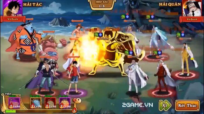 Haki Ba Vương Mobile Game Made In Việt Nam Về One Piece Hấp Dẫn Sắp Ra Mắt Việt Nam Mobiles Game