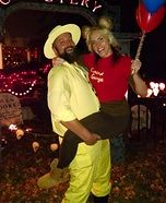 Curious George and the Man in the Yellow Hat Couple Homemade Costume  sc 1 st  Pinterest & Homemade Costumes for Couples | Homemade costumes Costumes and ...