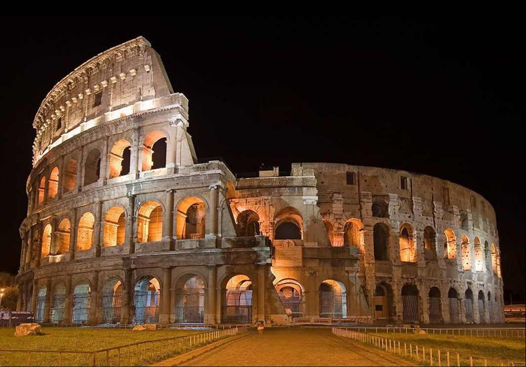 Rome Colosseum And Underground Arena Night Tour Rome Tours