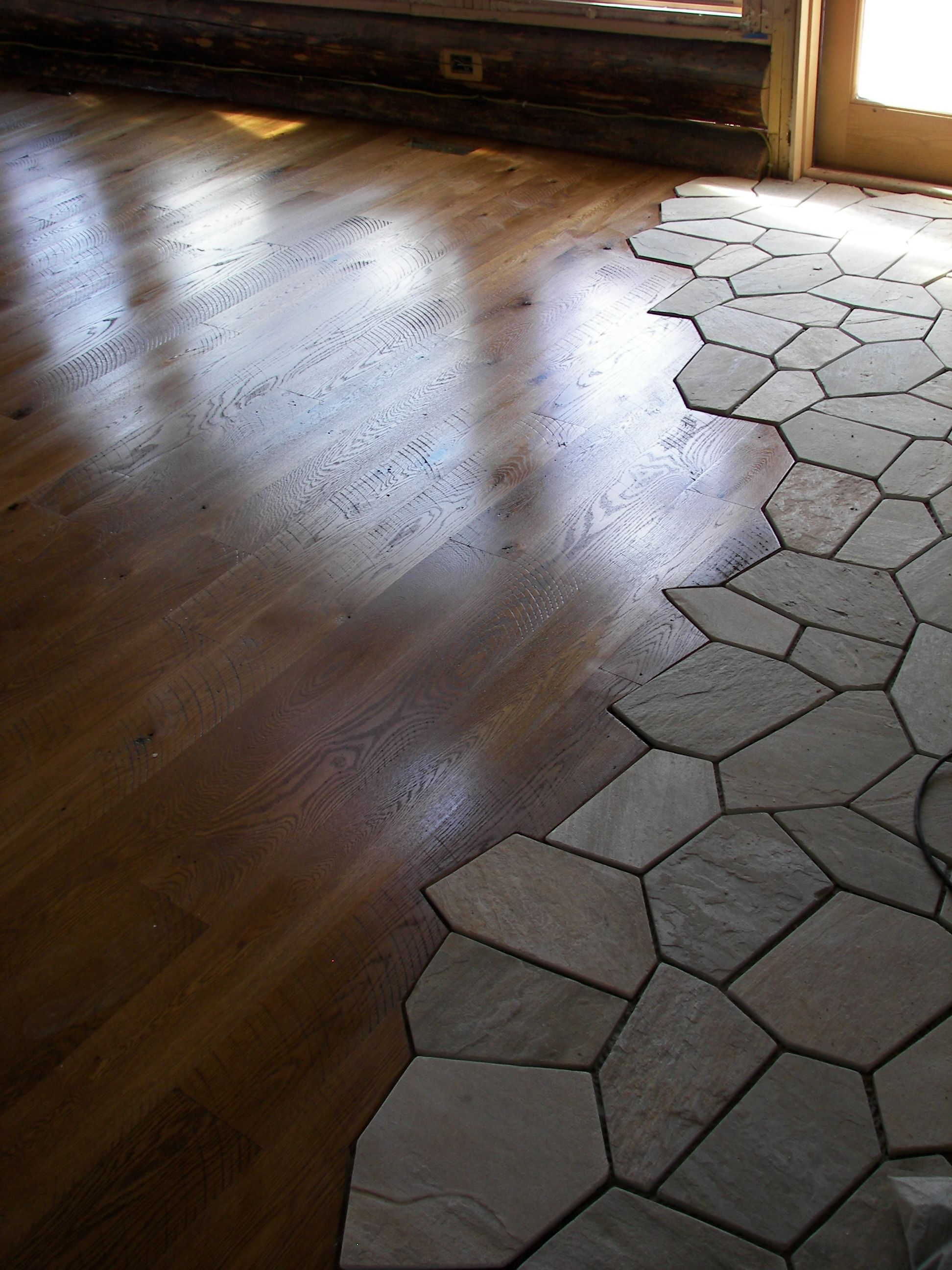 Pin by Harbour Hardwood Floors on Unique Projects