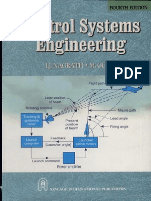 Control Systems Engineering Nagrath I J And Gopal M Control Engineering Control Theor Control Systems Engineering Systems Engineering Control Engineering