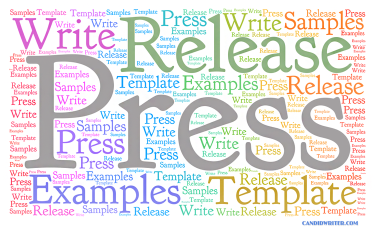 Learn How To Write A Press Release With Examples And Templates