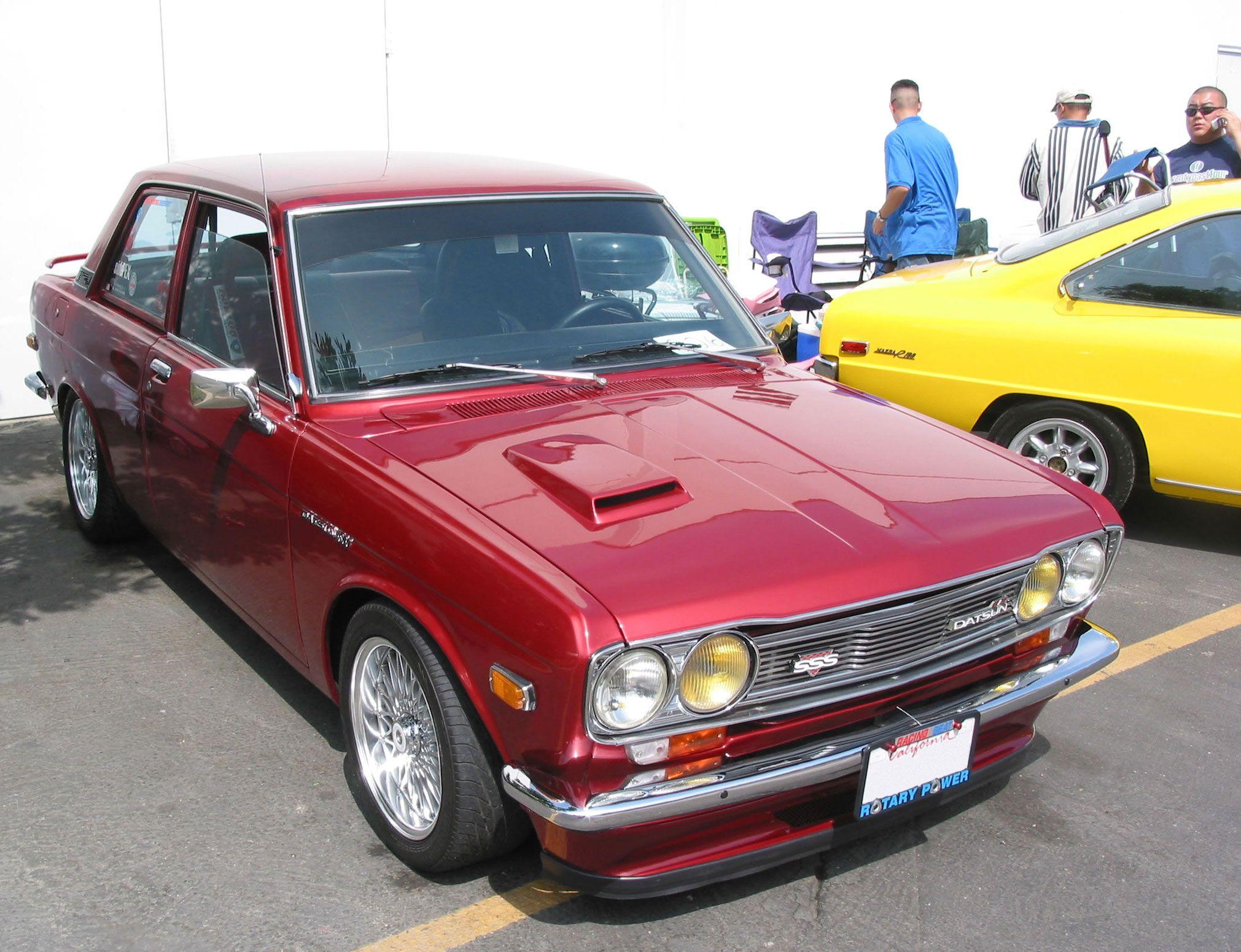 really nice Datsun 510