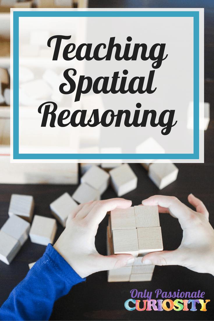 Teaching Spatial Reasoning With Manipulatives Teaching Reasoning Activities Math Activities For Kids [ 1102 x 735 Pixel ]