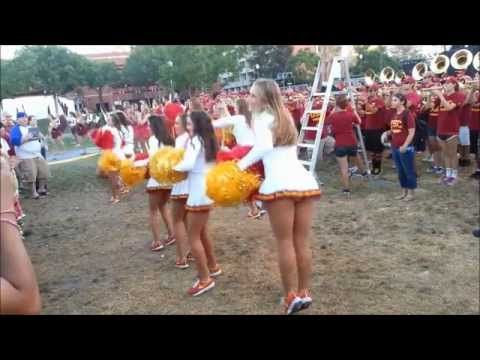 Shake it usc song girls in slow motion at 35th annual swim with usc song girls and cheerleaders dance on campus in extreme slow motion sciox Image collections