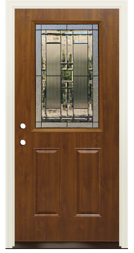 front door //.menards.com/main/mastercraft-exterior-doors /mastercraft-lakeside-36-x-80-steel-dark-oak-half-lite-ext-door -rh/p-1740641-c-9357.htm : ext doors - pezcame.com