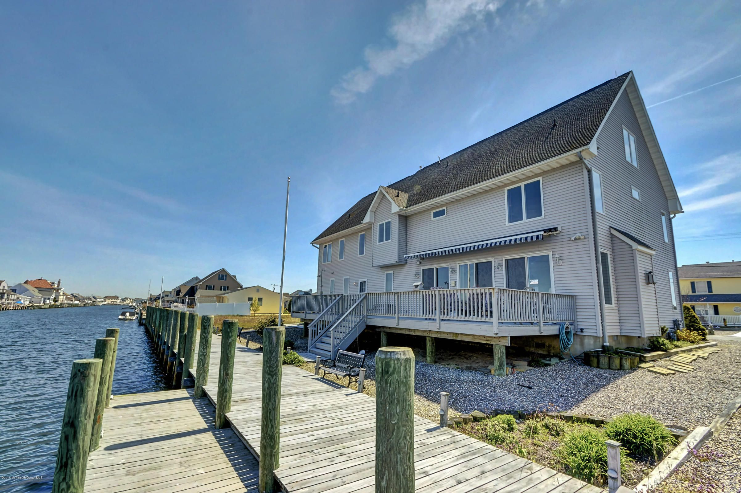 Forked river waterfront home for sale waterfront homes