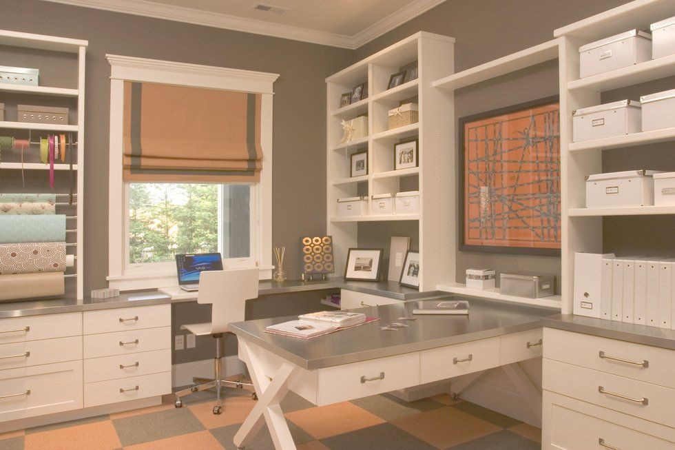Awesome Office Craft Room Ideas Craft Room For Home Office In