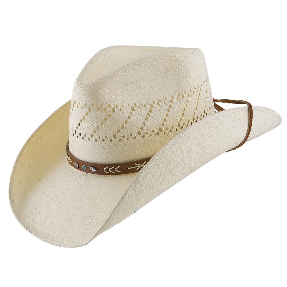 64e19b1001653 Stetson Santa Fe Natural Shantug Straw Hat  TSSTFE-8334-81 ...