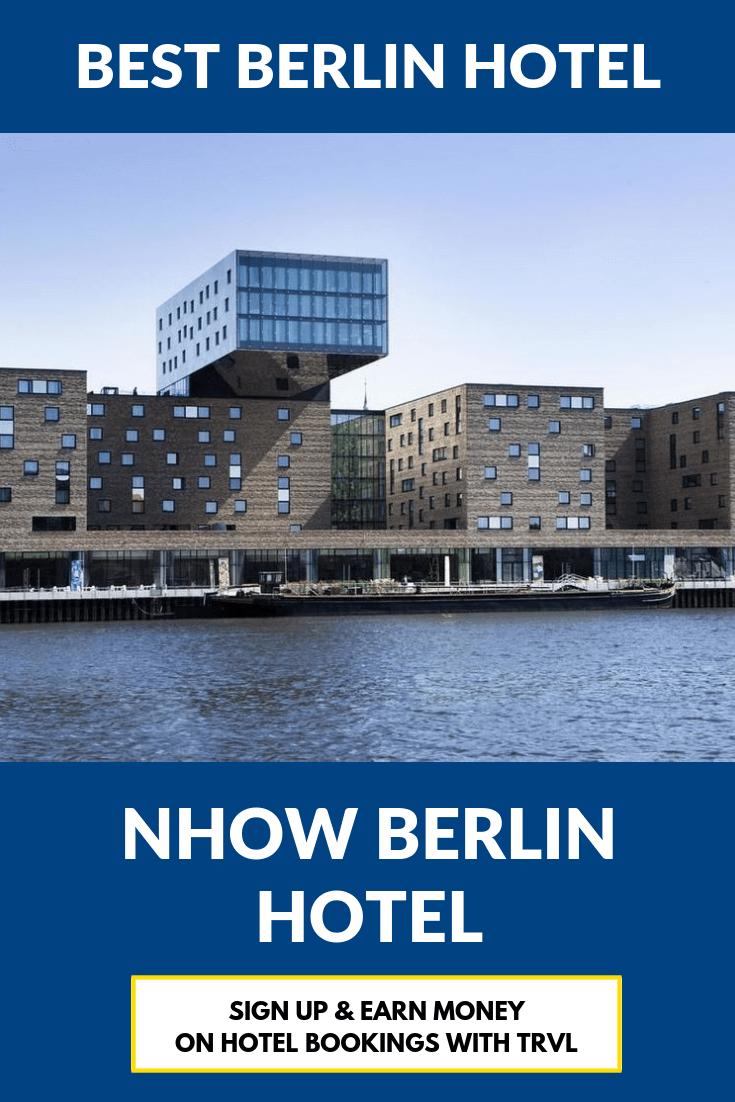 Nhow Berlin Hotel Berlin Luxury Hotel