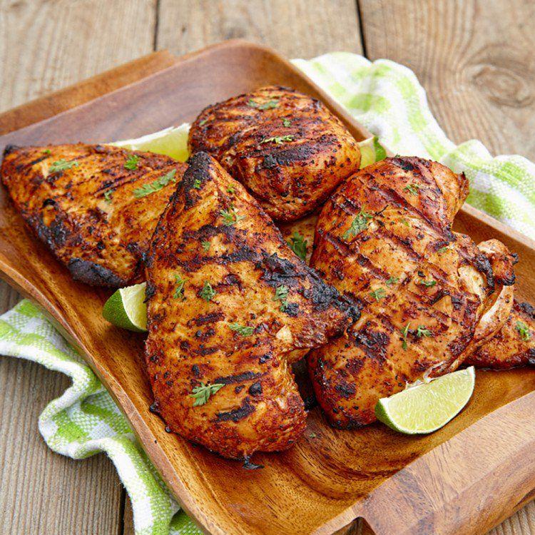 دجاج مشوي بالزعتر مطبخ سيدتي Recipe Grilled Chicken Recipes Bbq Chicken Recipes Easy Sweet And Spicy Chicken