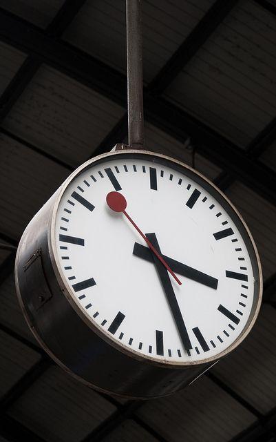 Best 25 Swiss Railway Clock Ideas On Pinterest Swiss