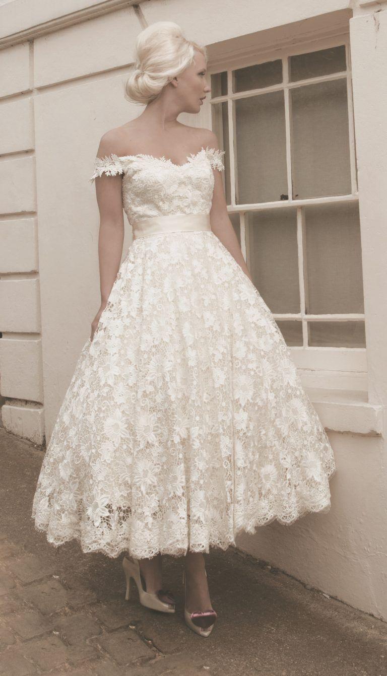 WOW! 125 Tea Length House of Mooshki Short Wedding Dresses! Cutting Edge Brides Bring You Our Exclusive Designer Wedding Dress Event Of The Year. - Cutting Edge Brides