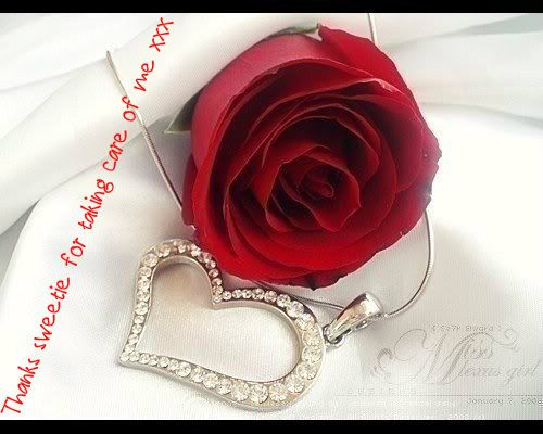Rose And Heart Roses Romantik Love Quotes Jewel Pmac20 Flowers Flowers Wine Chained Rose He Heart Shaped Diamond Necklace Little Things Quotes Hearts And Roses