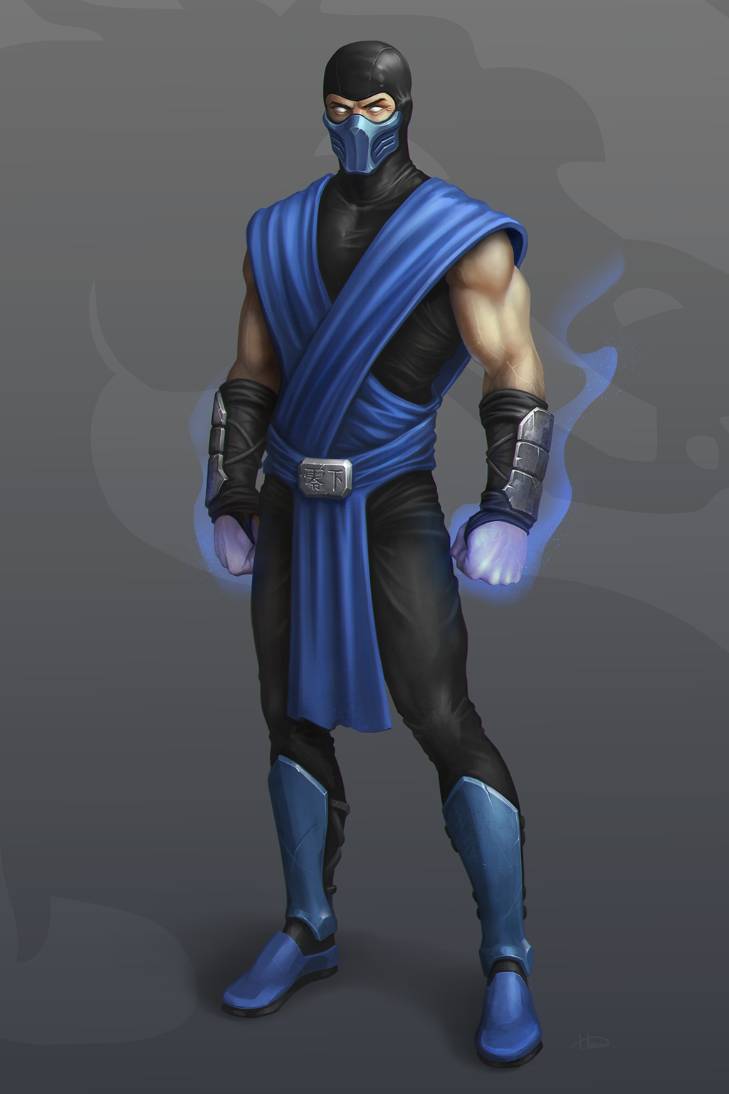 Sub Zero By Ferroconcrete247 On Deviantart Sub Zero Mortal Kombat Mortal Kombat Characters Mortal Kombat Art