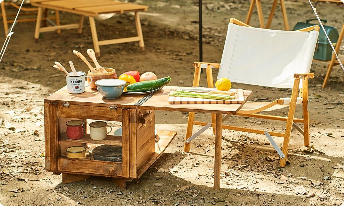 キャンプギアをdiy 便利なテーブル一体型キッチンツールボックス Hondaキャンプ Honda 2020 ツールボックス キャンプ キッチンテーブル