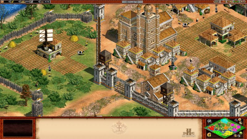Age Of Empires Ii Hd Edition The Forgotten Screenshot With
