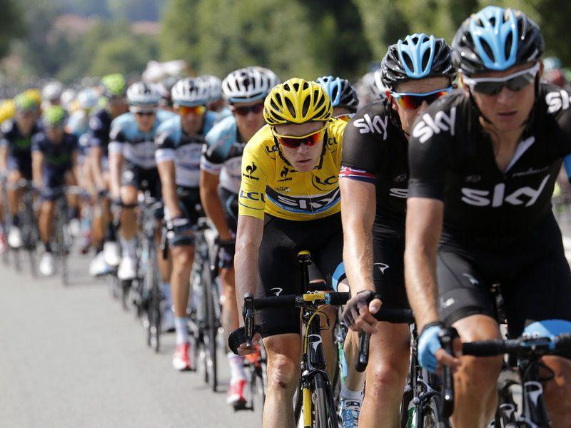 Tour de France stage 14 gallery