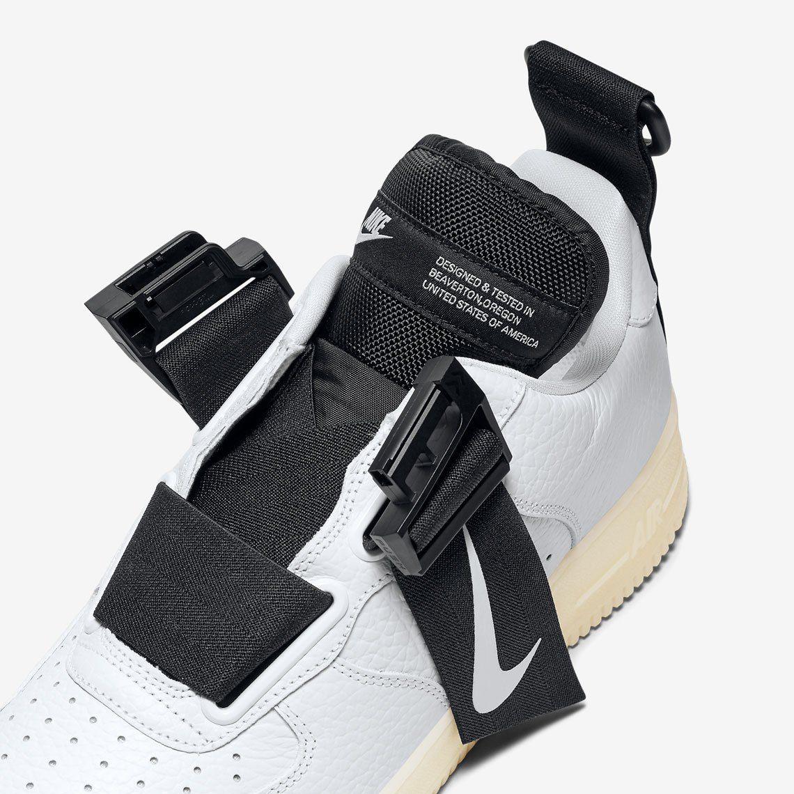 Nike Air Force 1 Low Utility AV6247 100 Release Info | Nike