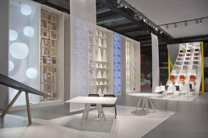 Pedrali Mirror stand by Migliore Servetto Architects Milan Pedrali Mirror stand by Migliore+Servetto Architects, Milan