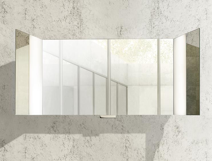 KEUCO Mirror cabinets EDITION 11 - fittings accessories mirror ...