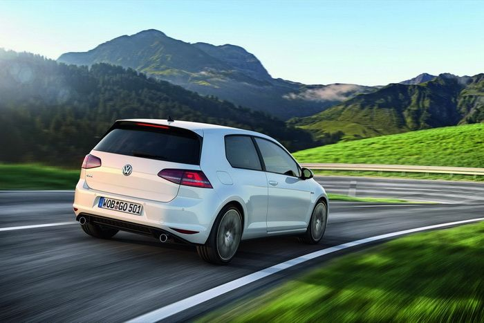 The New Volkswagen Golf GTI Its Here Details On Seventh Iteration Of Beloved Have Been Released Before Cars World Debut At
