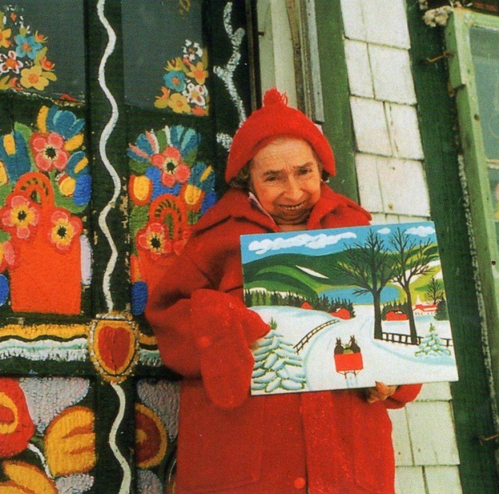Folk Artist Maud Lewis